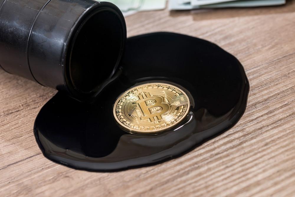 Caída del precio del petrolio a $ 0: ¿quién se atreverá a culpar a Bitcoin por su volatilidad?
